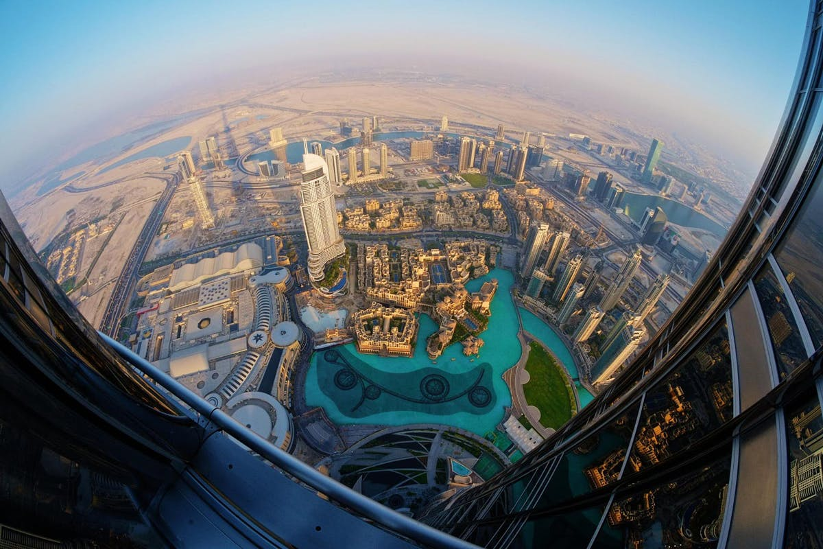 Experience At The Top under AED 200