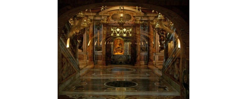St. Peter's Tomb