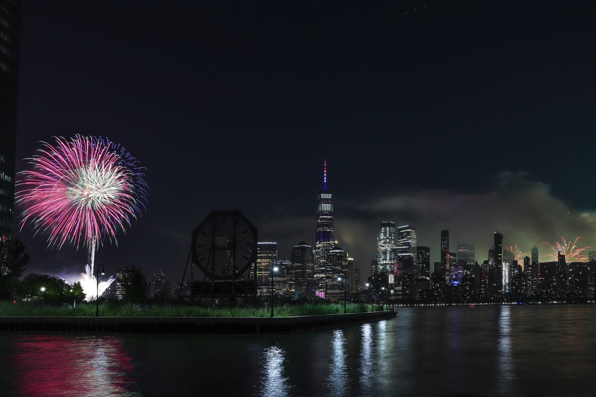 new years in new york city
