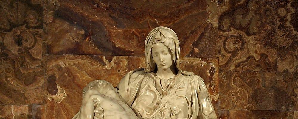 St. Peter's- Pieta