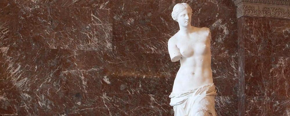 Louvre venus de milo