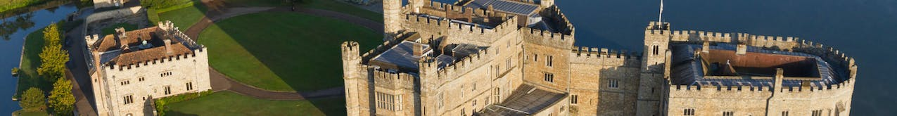 Leeds Castle, Canterbury Cathedral and Dover Tours