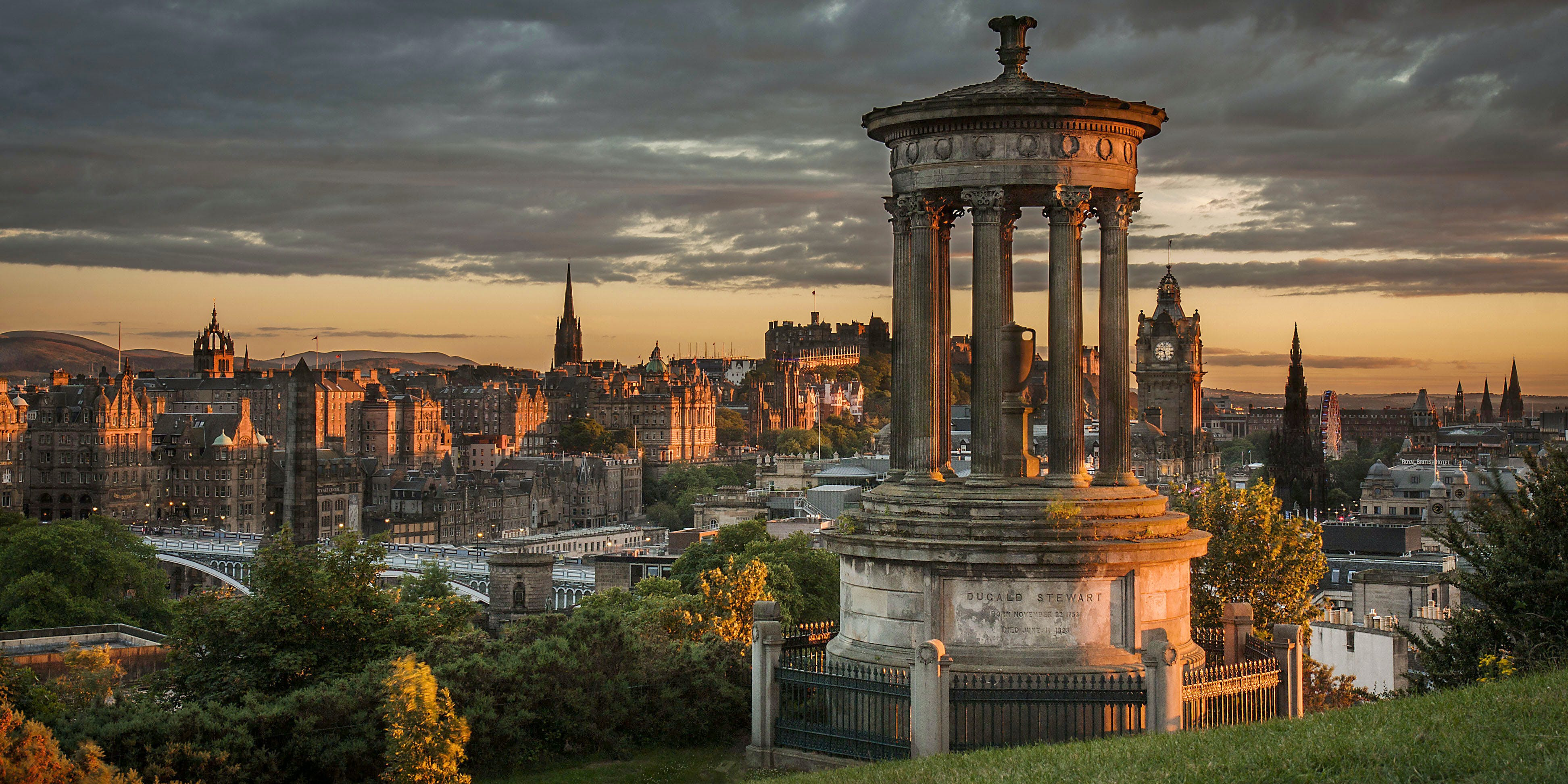 Edinburgh Tours from London