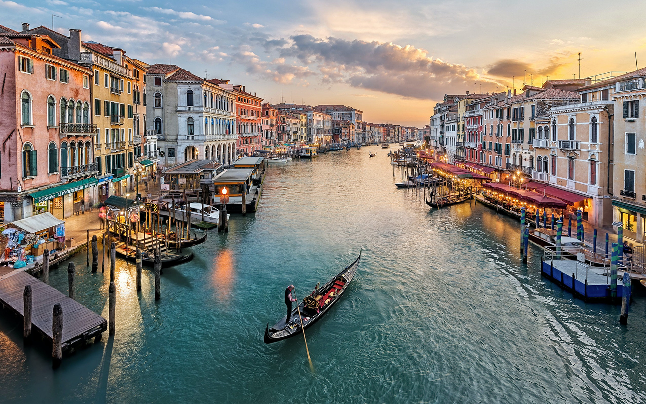 Rome to Venice