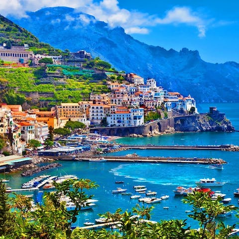 Day Trips to Lake Como & Cinque Terre
