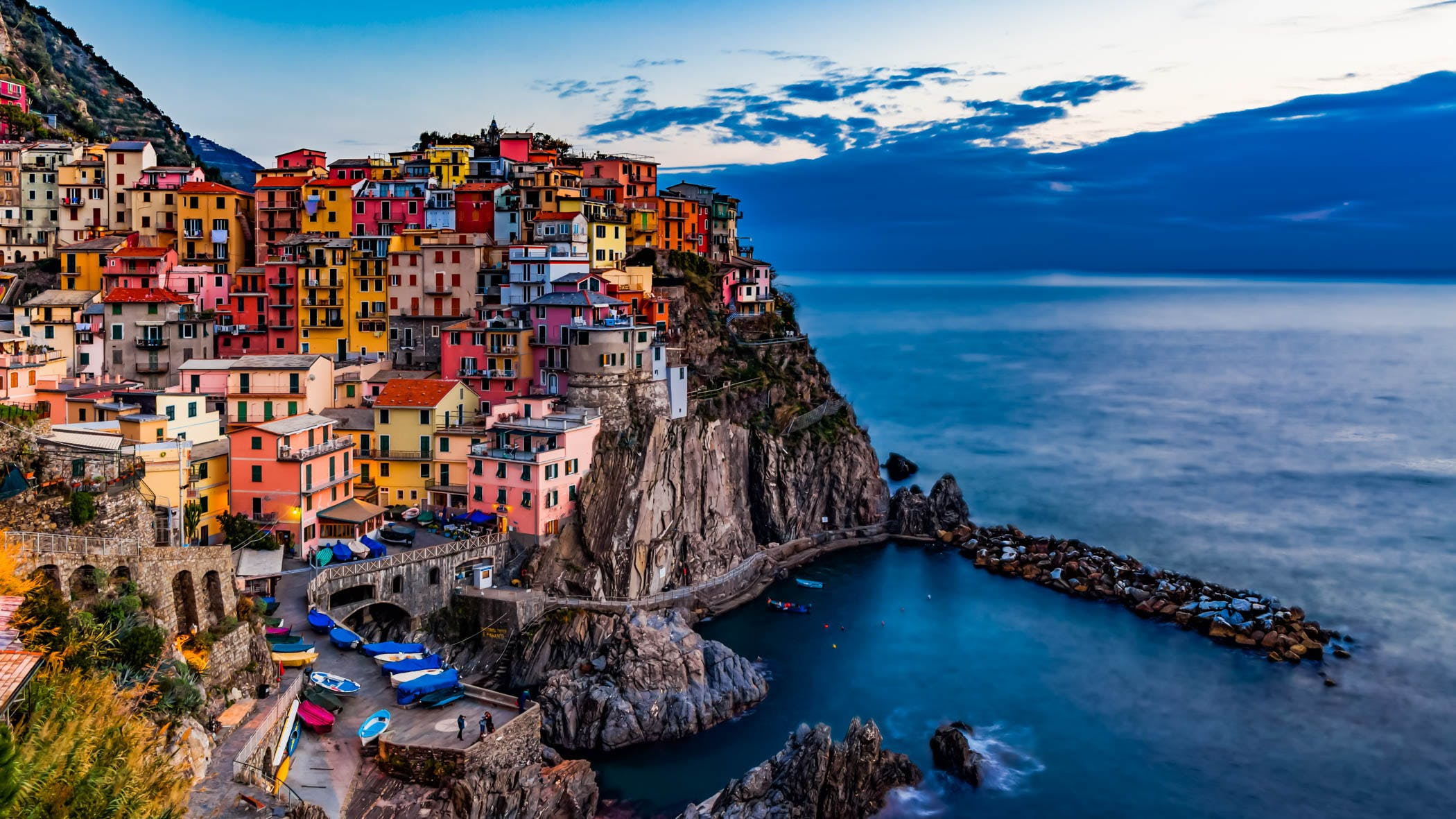 Day Trips to Cinque Terre from Florence