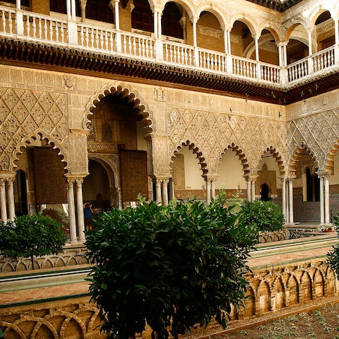 Alcazar of Sevilla
