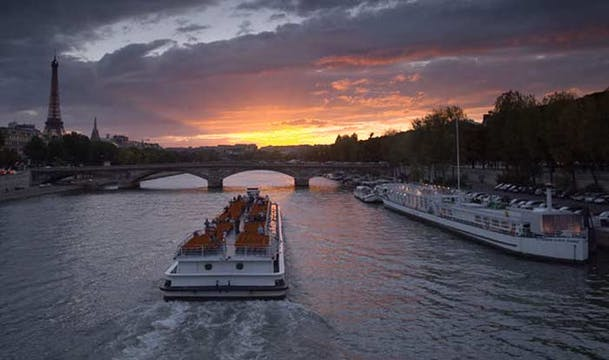 009 Paris: Seine River Cruises - paris