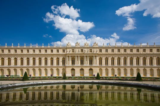 #009 005 Paris: Palace of Versailles - paris