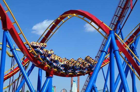 005 Madrid: Amusement Park Tickets - madrid