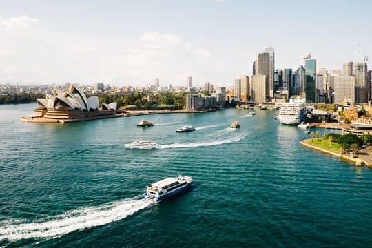 004 Sydney: Cruises - sydney