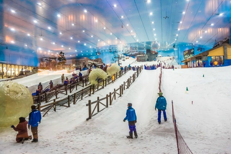 Ski Dubai Tickets