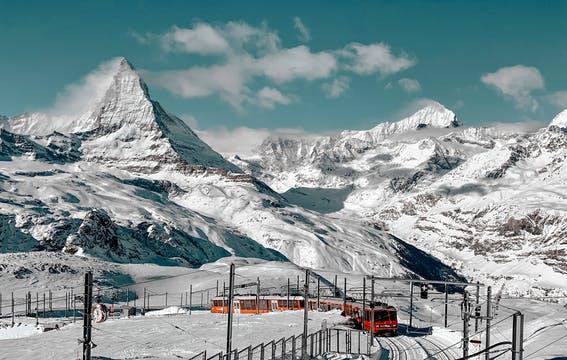 001 Zermatt: Zermatt & the Matterhorn - zermatt