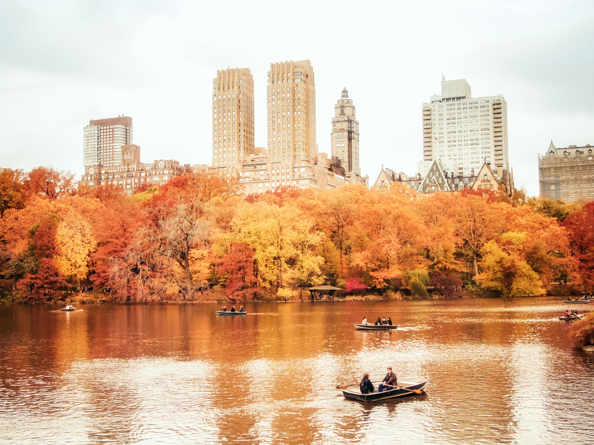 Planning a trip to NYC - Central Park