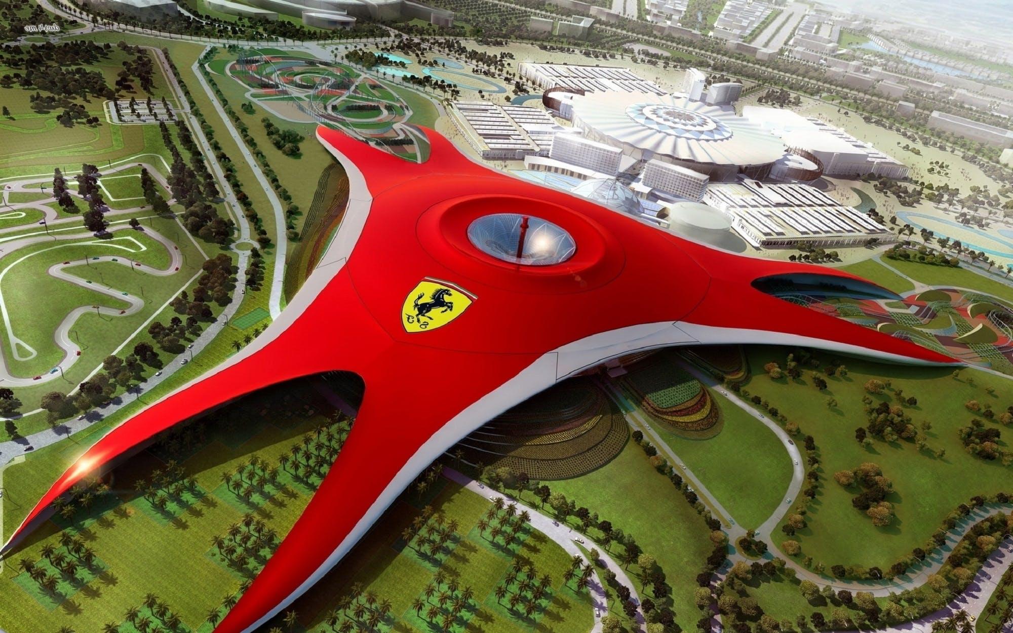 Theme Parks Dubai