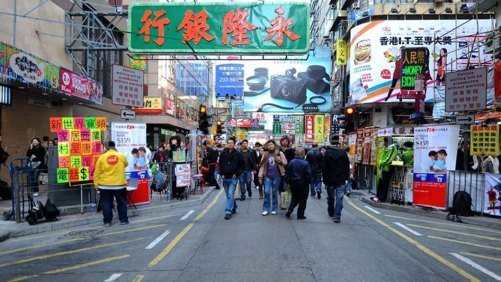 Hong Kong Walking Tours