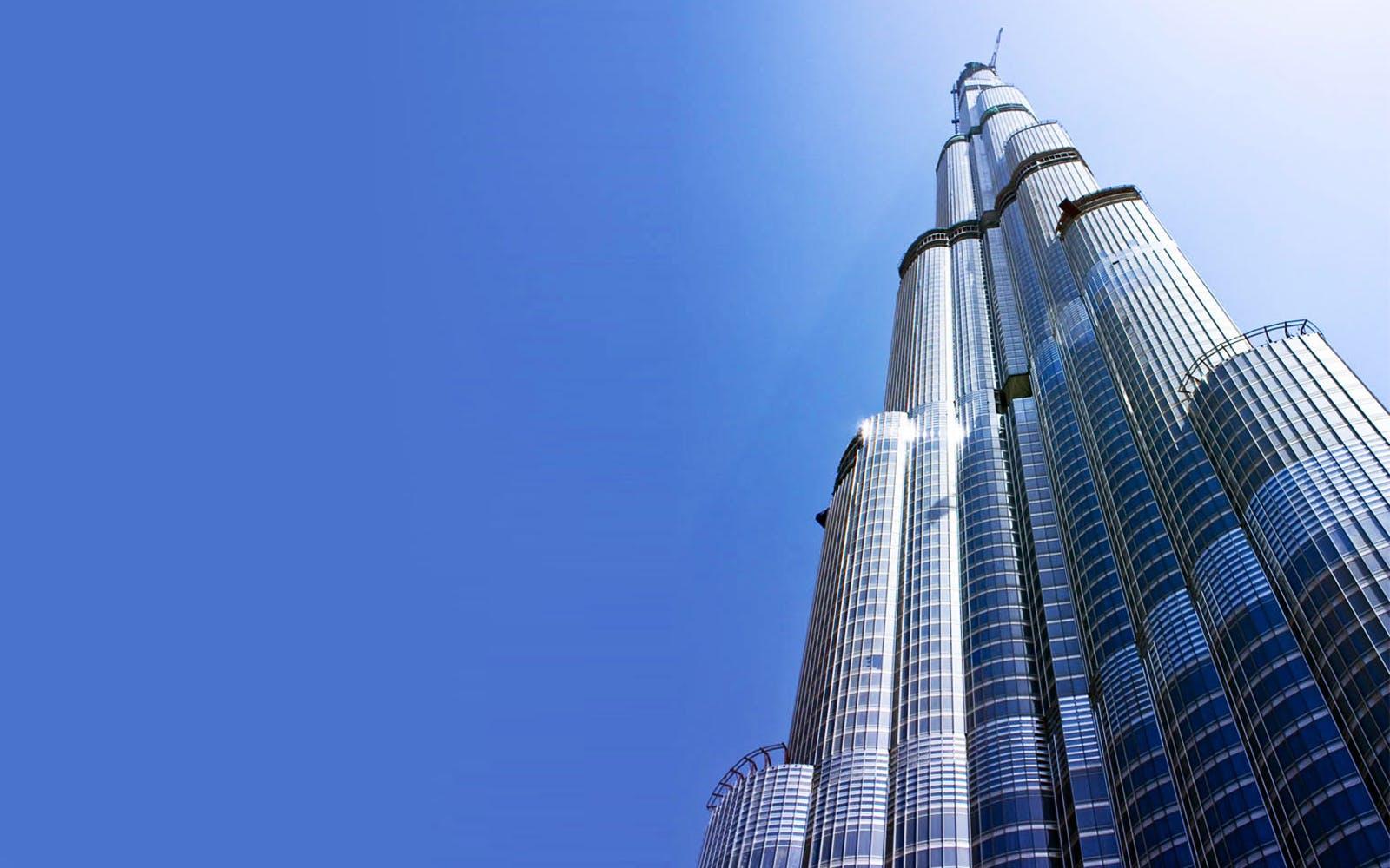Best Places to Visit in Dubai - Burj khalifa - 2