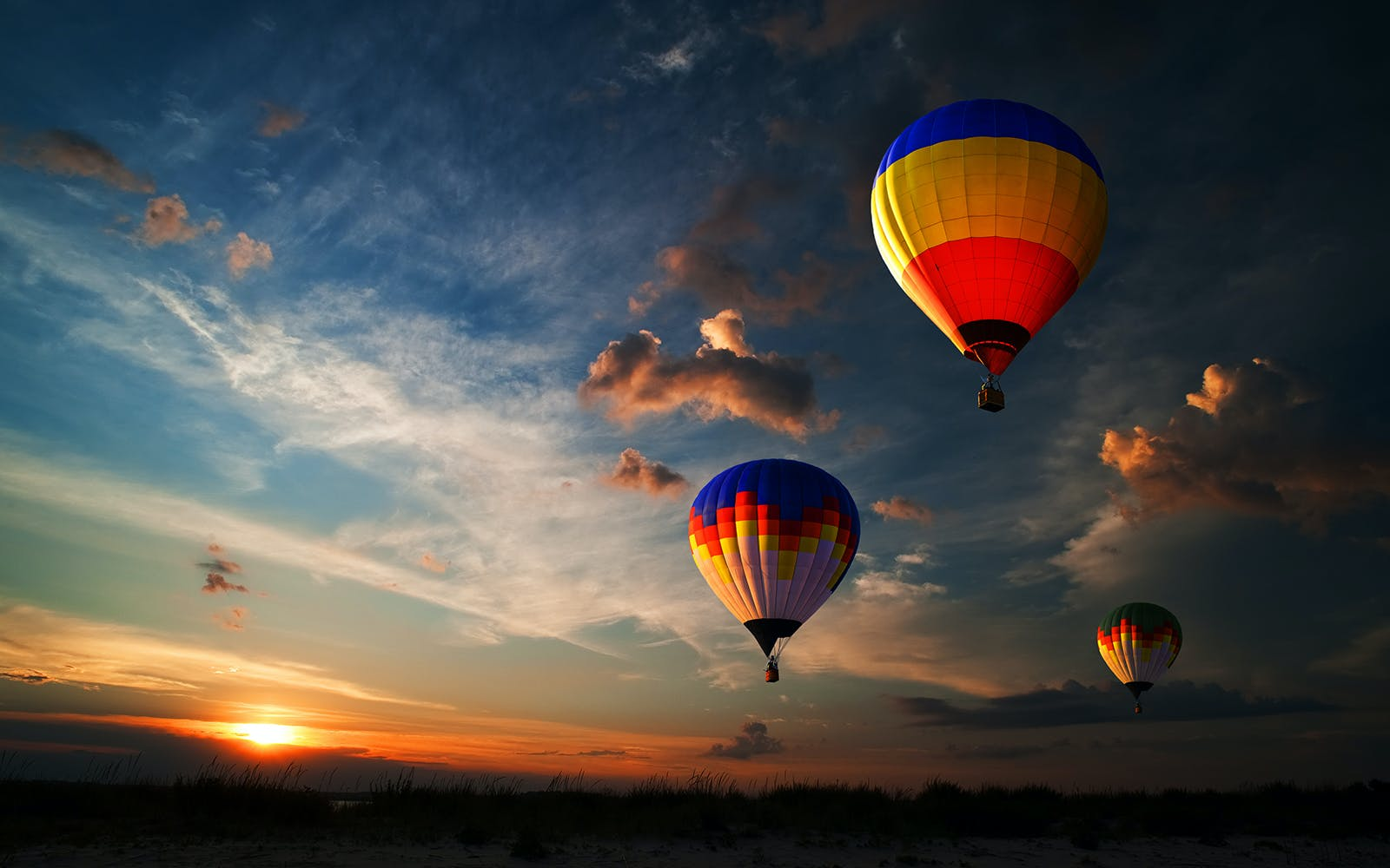 Hot air balloon dubai deals