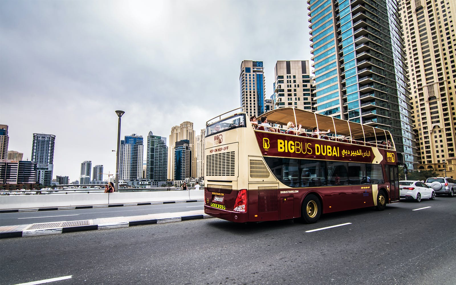 Dubai Bus Tours