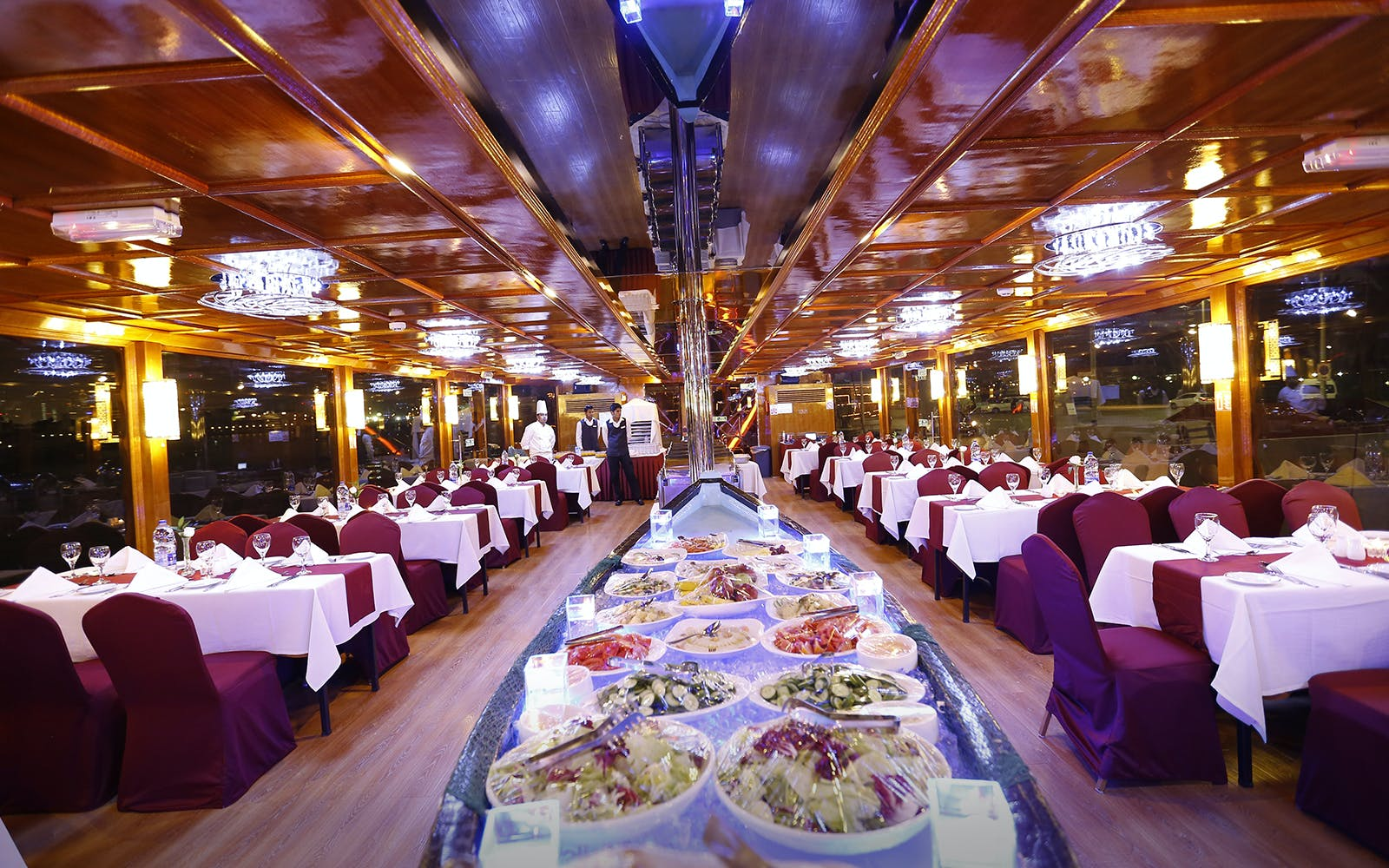 Dubai Dinner Cruises