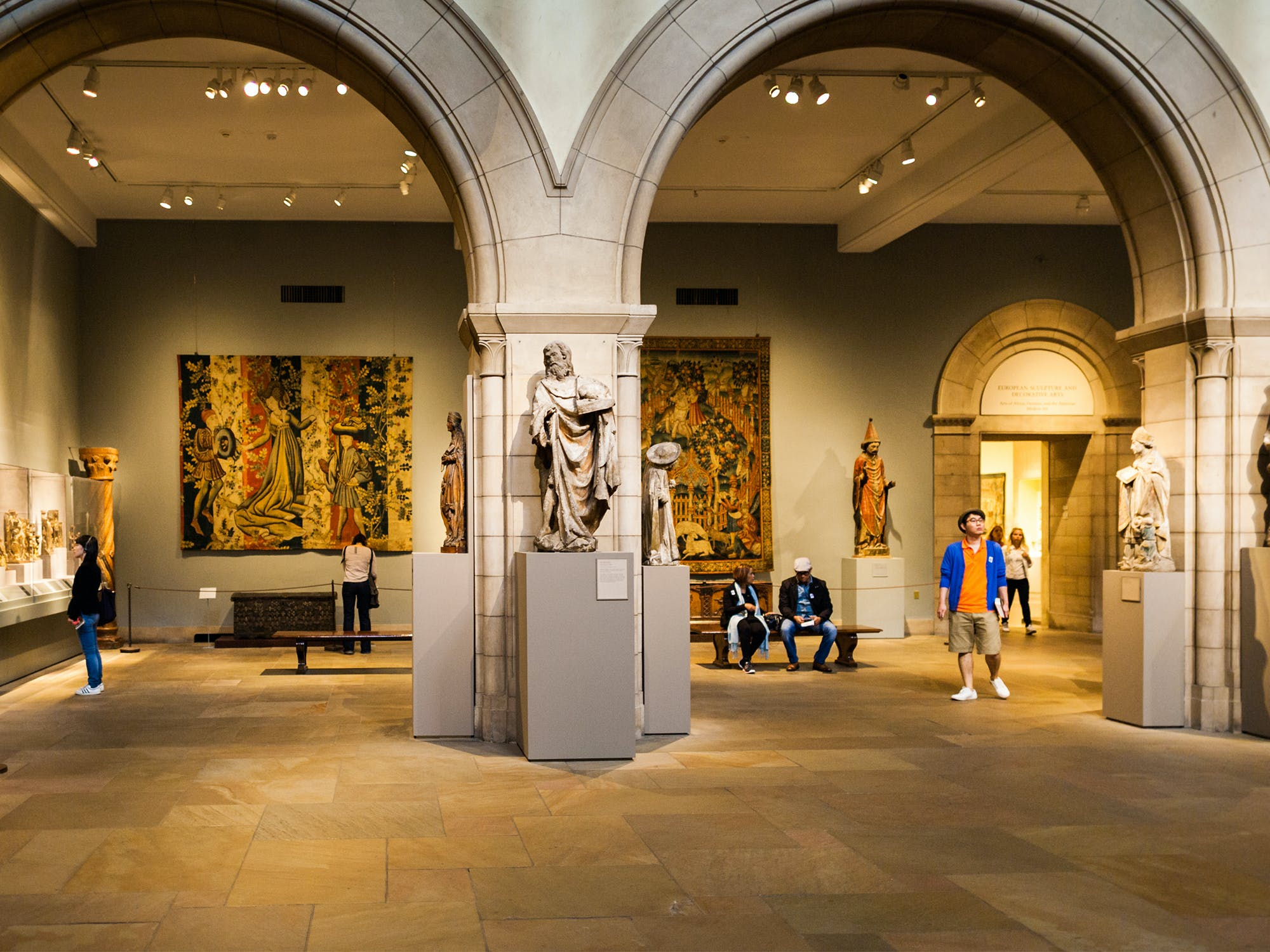 Art Museums: The Met, MoMA, Whitney & Guggenheim