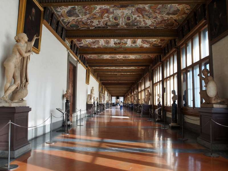 004 Florence: Museums & Art Galleries - florence