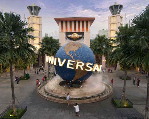 Sinpore Deals & Offers - Universal Studios Singapore