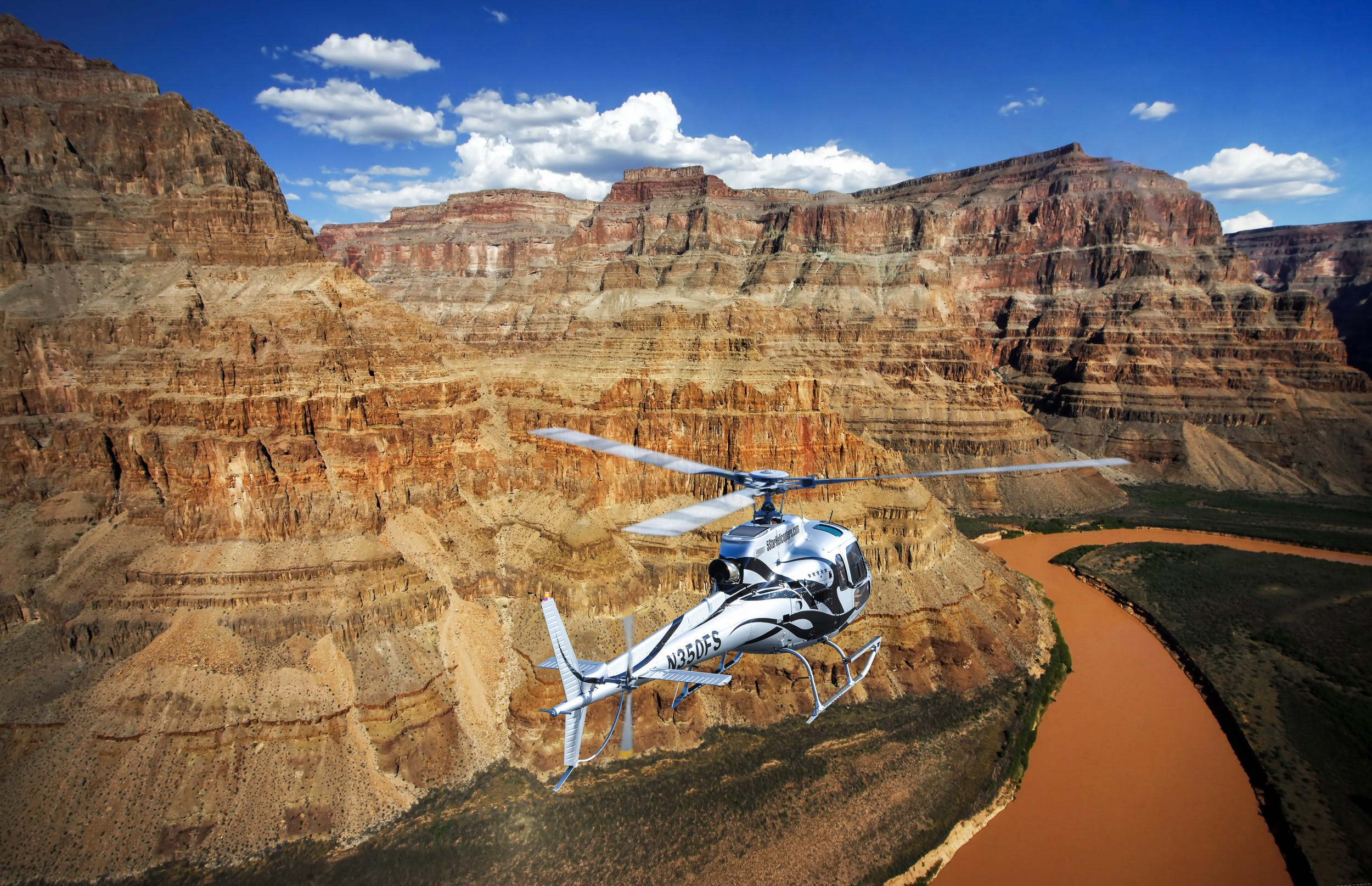 Helicopter and Airplane Tours