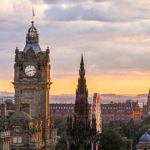 Edinburgh Day Tours