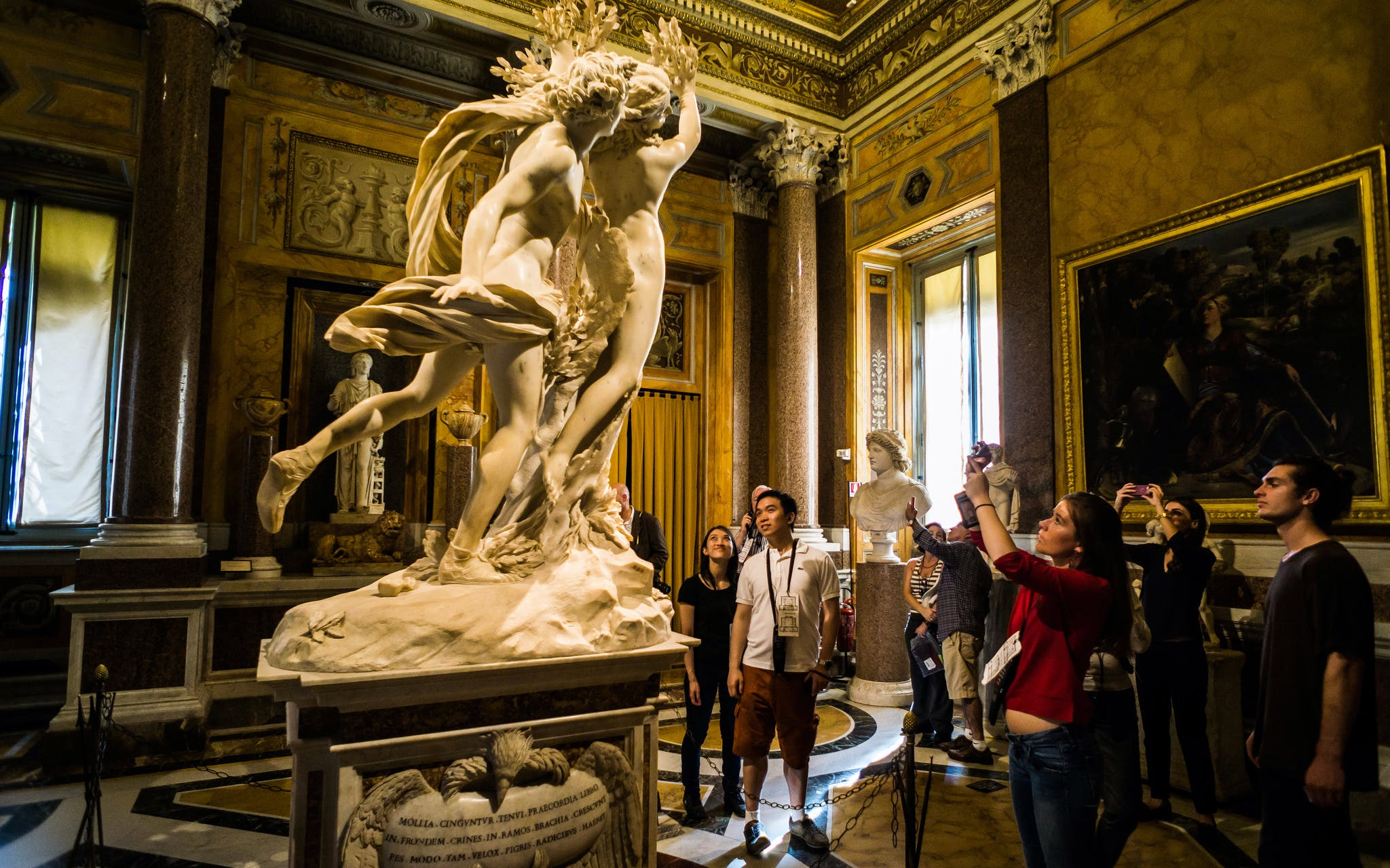 Borghese Gallery Elite Walking Tour