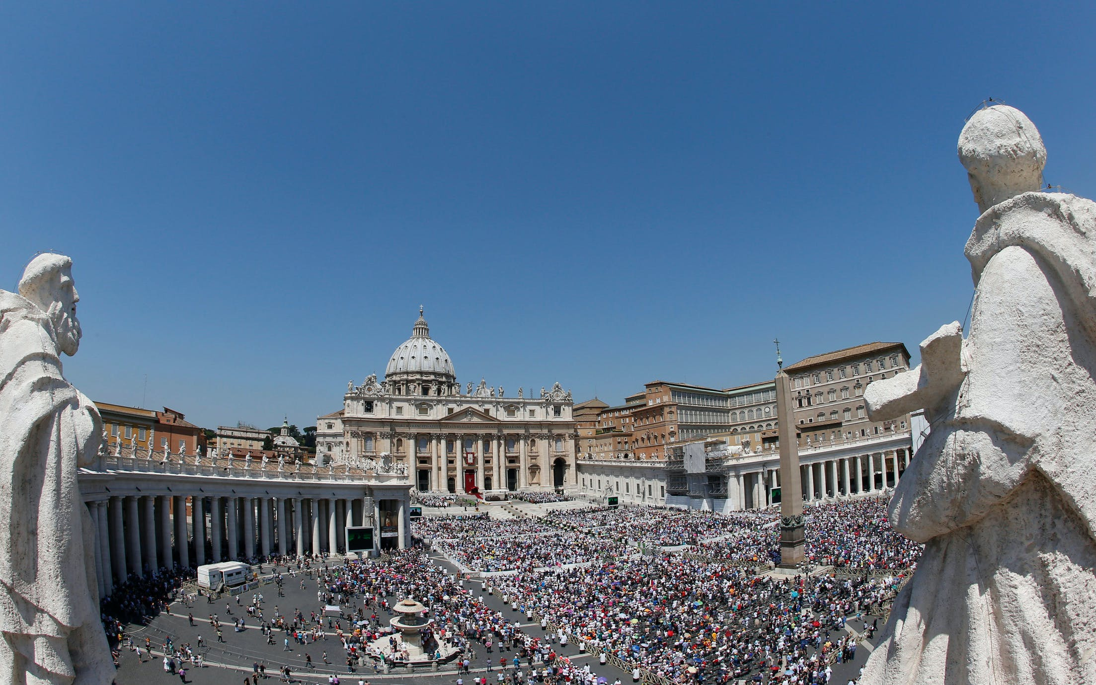 vatican city papal audience half day - skip the line-1
