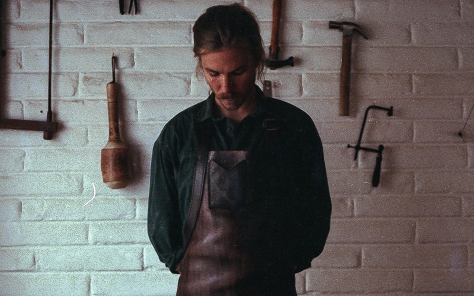 The Leather Apron