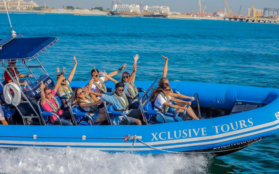 90-minute speedboat tour: marina, atlantis, palm & burj al arab-1