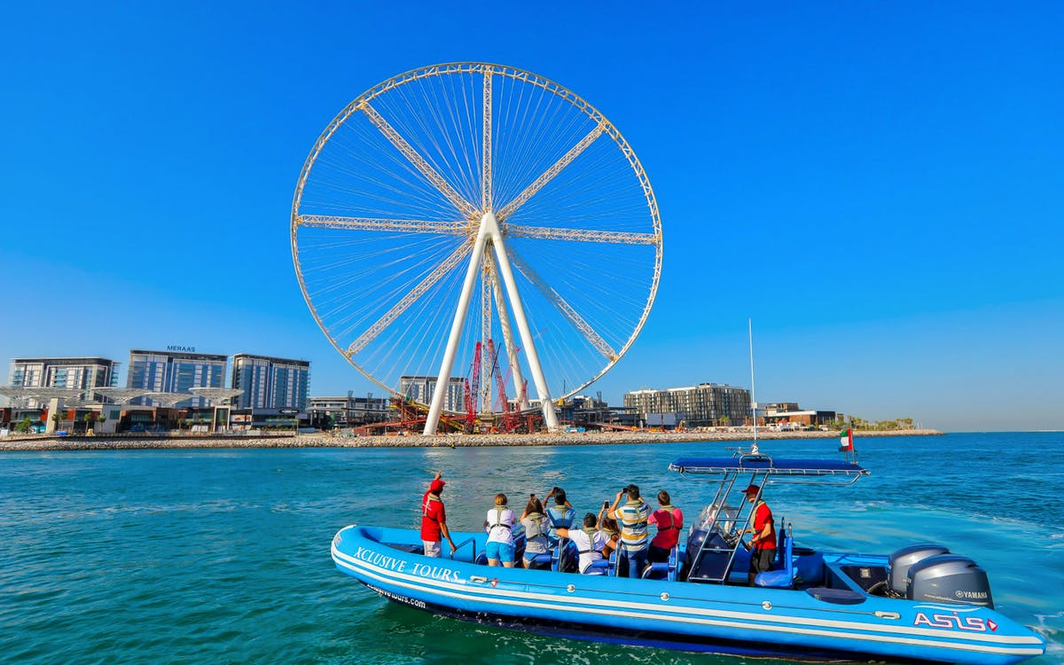 90-minute speedboat tour: marina, atlantis, palm & burj al arab-3