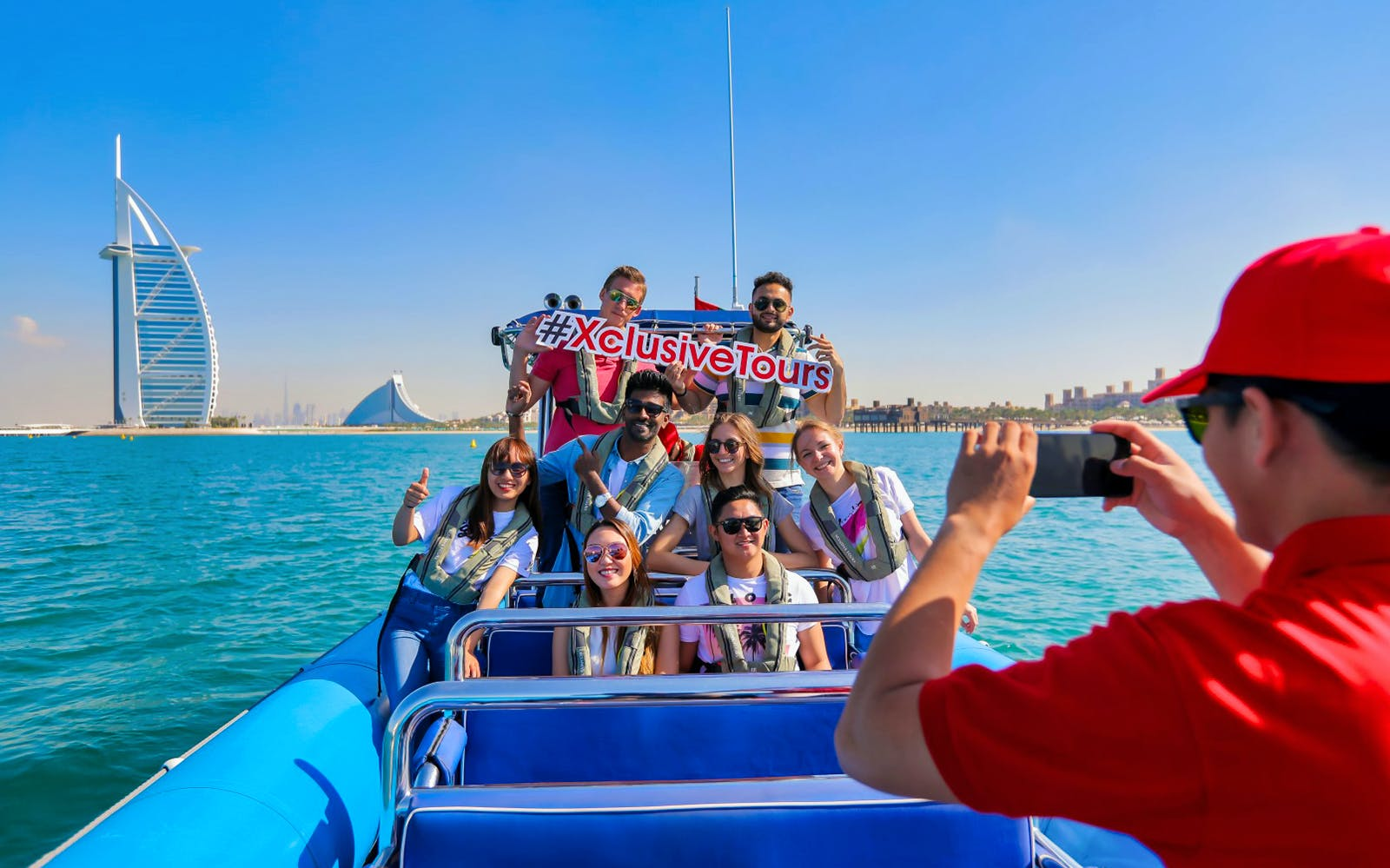 90-minute speedboat tour: marina, atlantis, palm & burj al arab-4