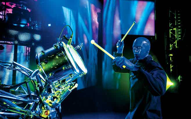 Cheap Las vegas show tickets- Blue Man Group