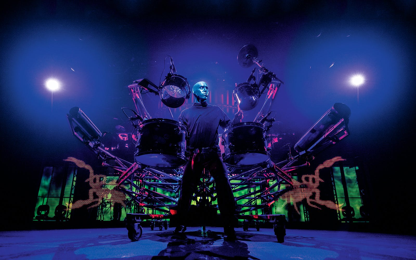 Best Vegas Shows - Blue Man Group