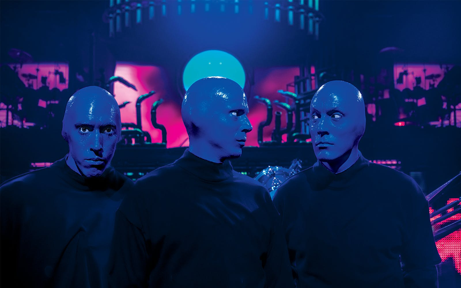 blue man group -3