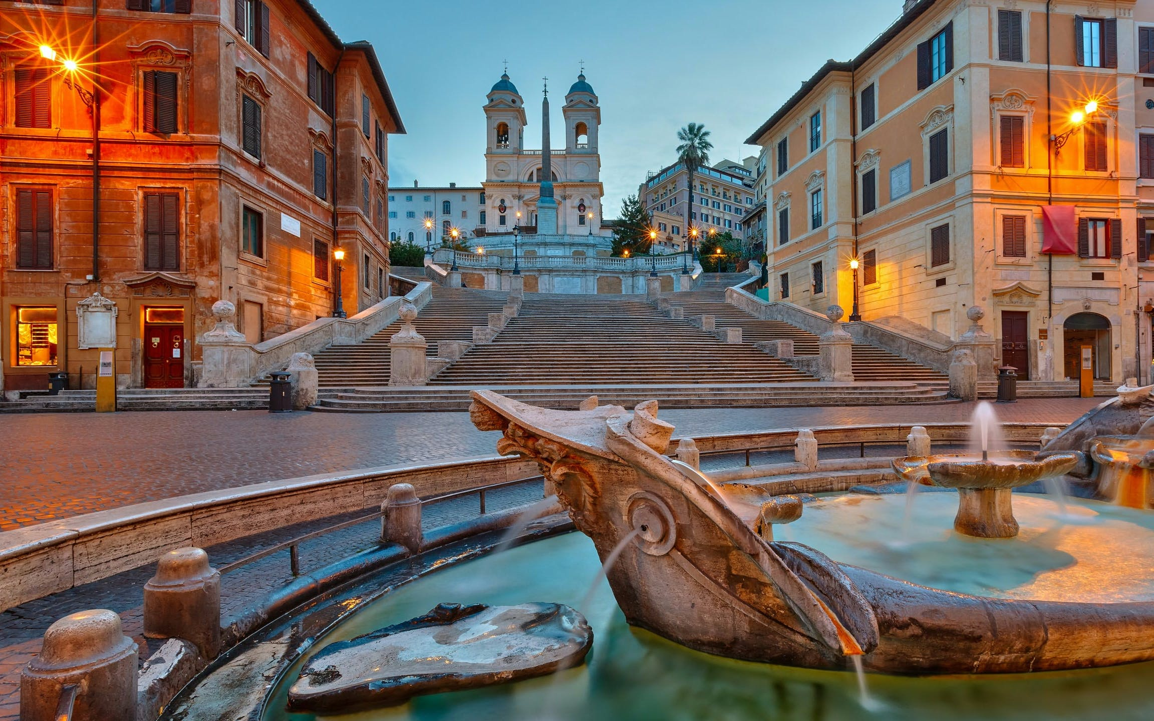 spanish steps to vicus caprarius underground walking tour - express entry-4