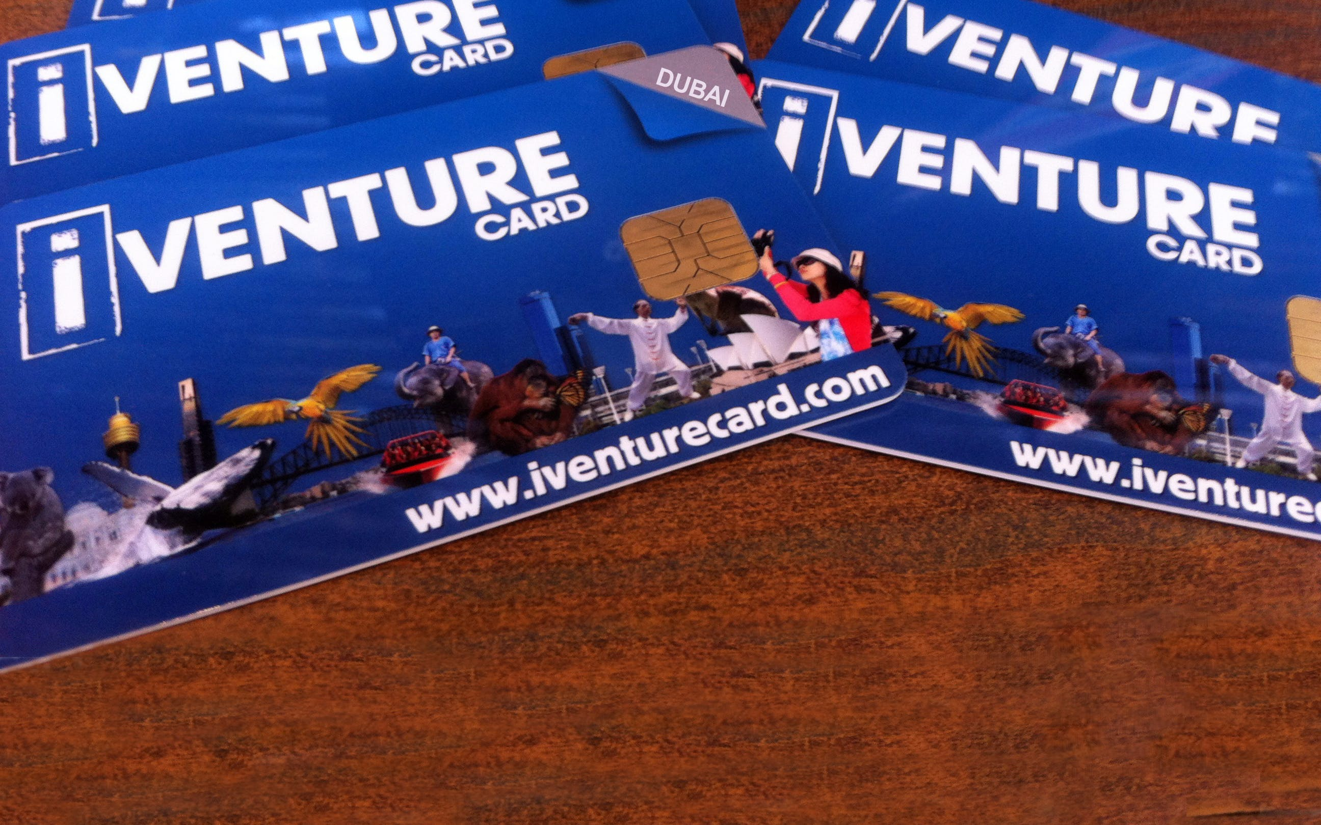 iVenture Unlimited Attractions Pass Dubai