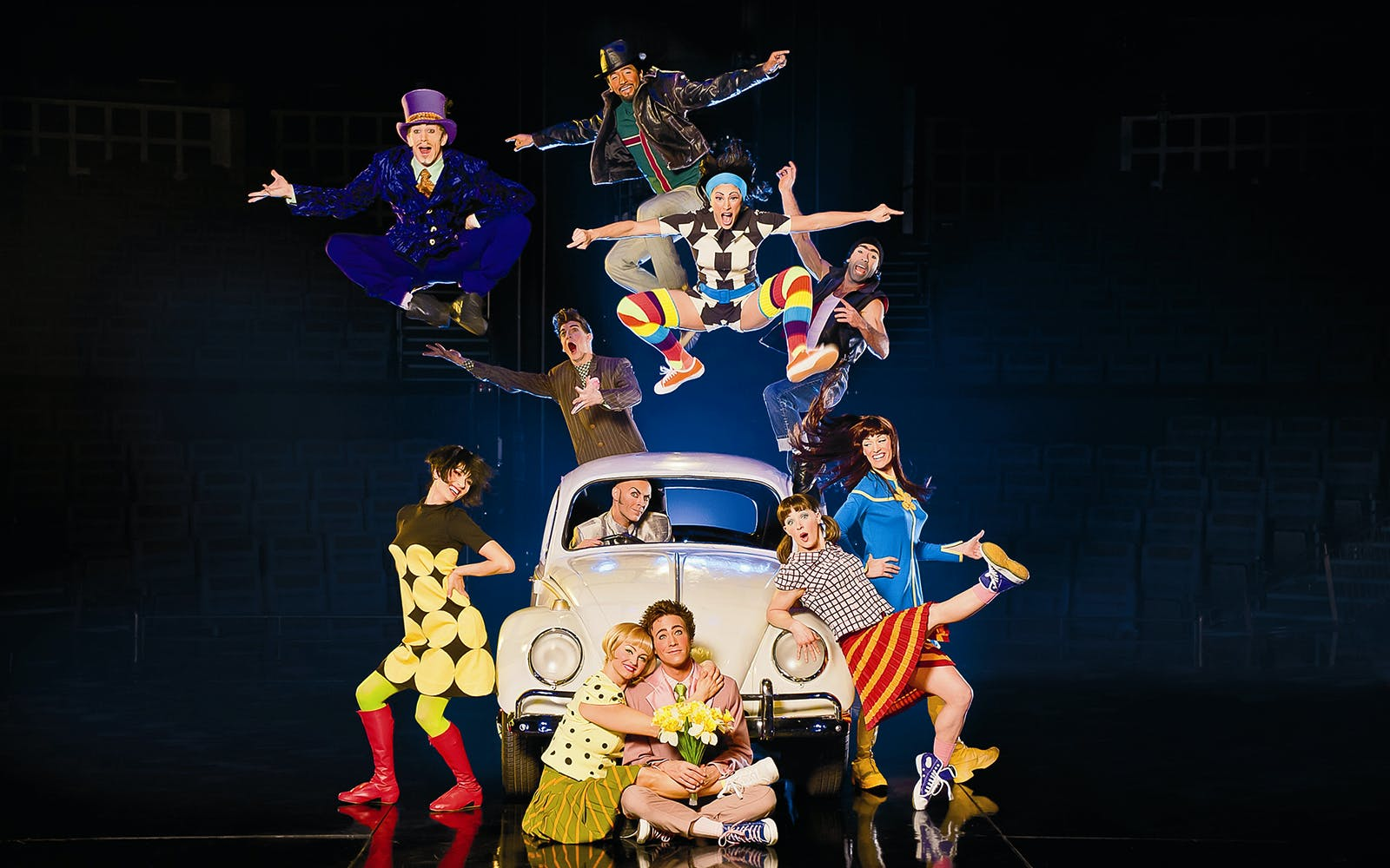 the beatles: love by cirque du soleil-3