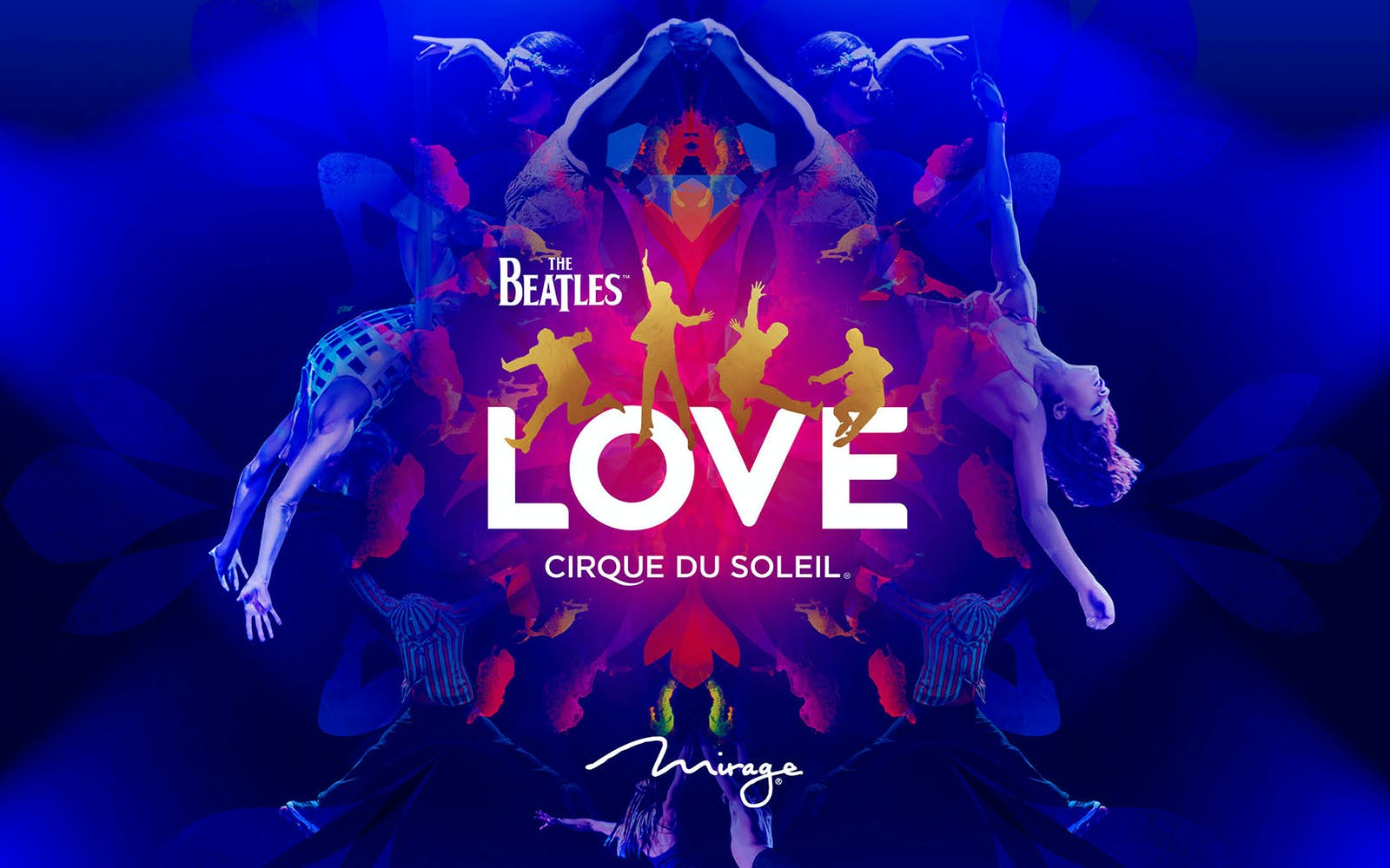The Beatles: LOVE By Cirque du Soleil