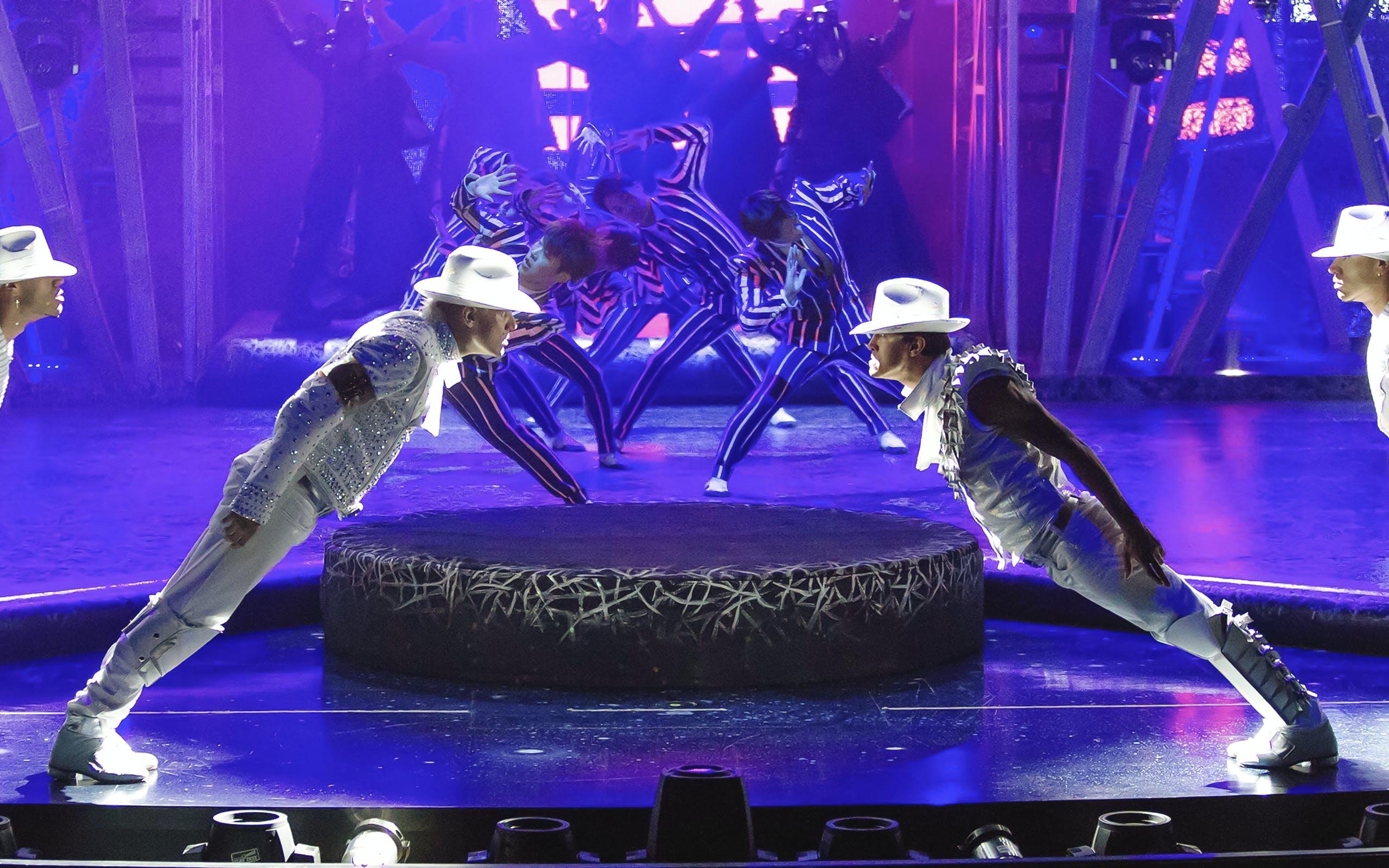 Best Vegas Shows - Michael Jackson