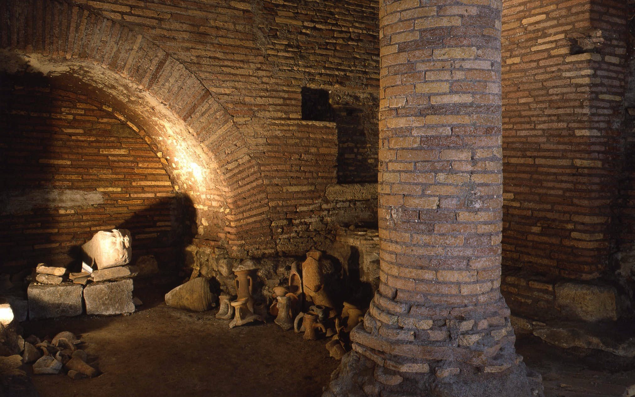 st. paul alla regola underground walking tour - express entry-1
