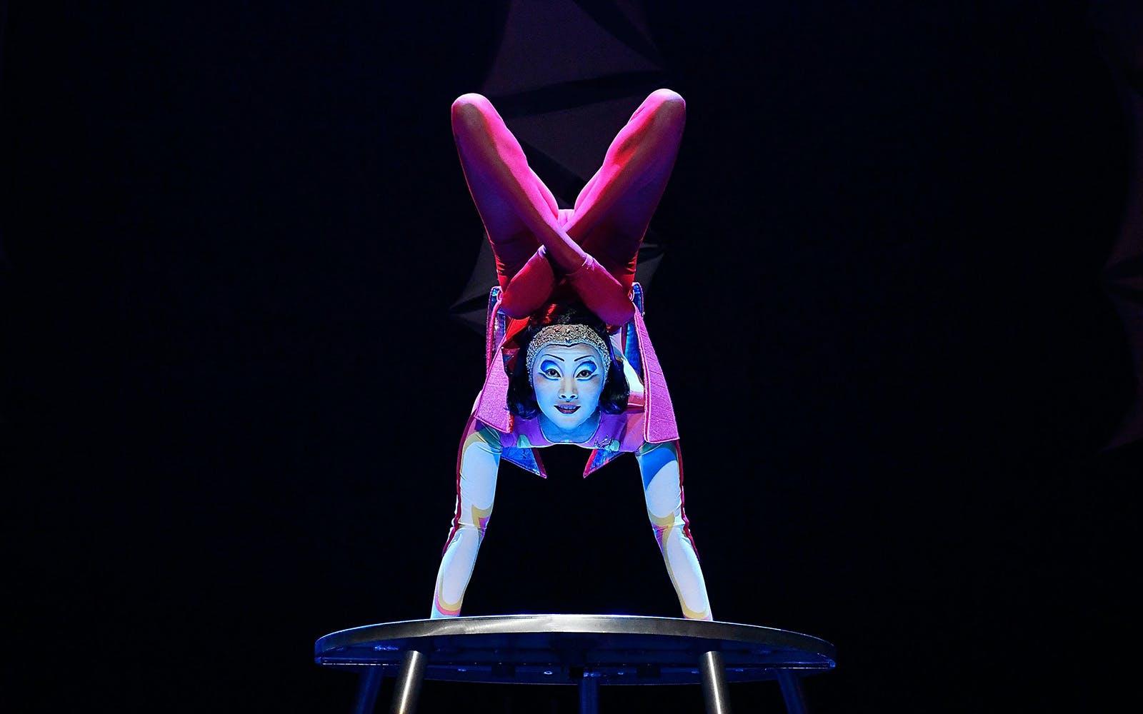 Best Cirque du Soleil Shows