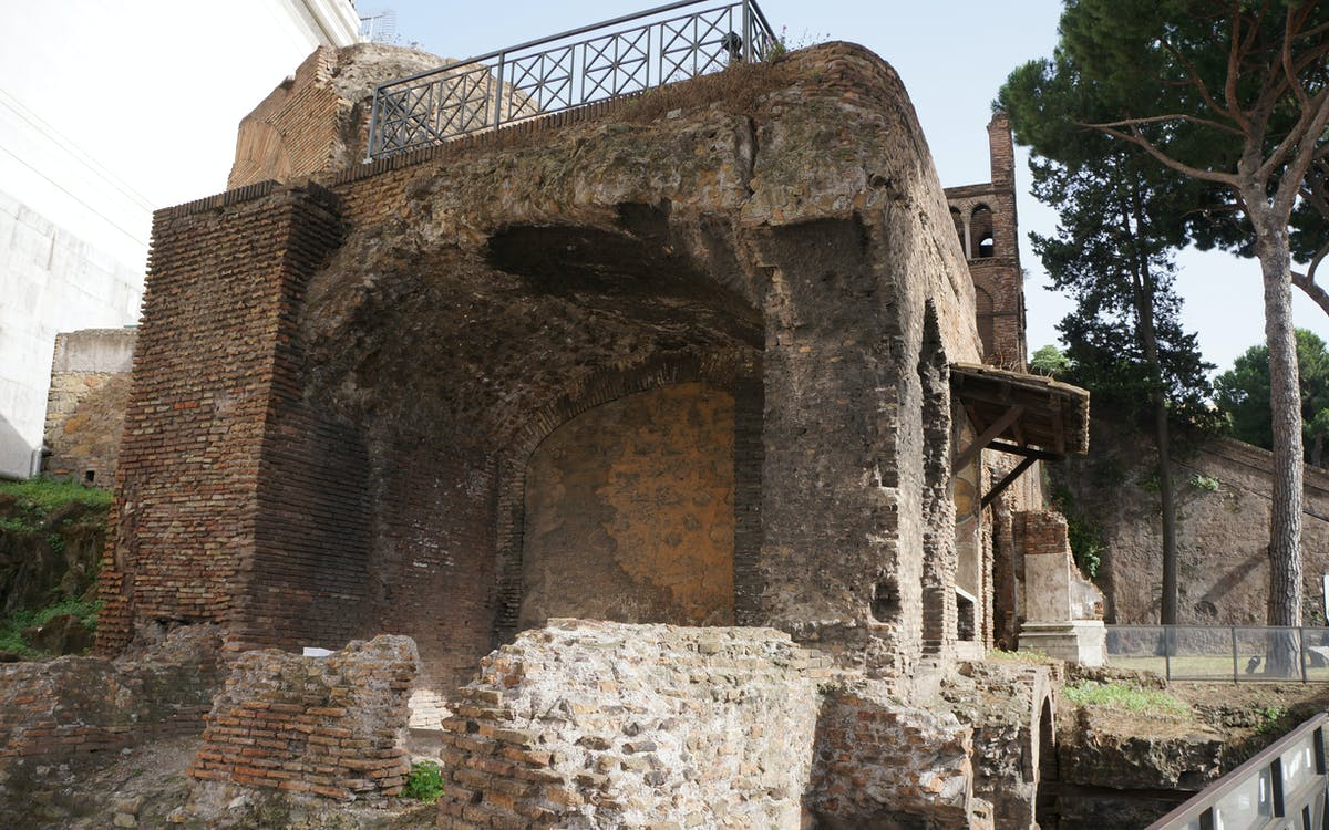 insula of the ara coeli underground walking tour - express entry-2