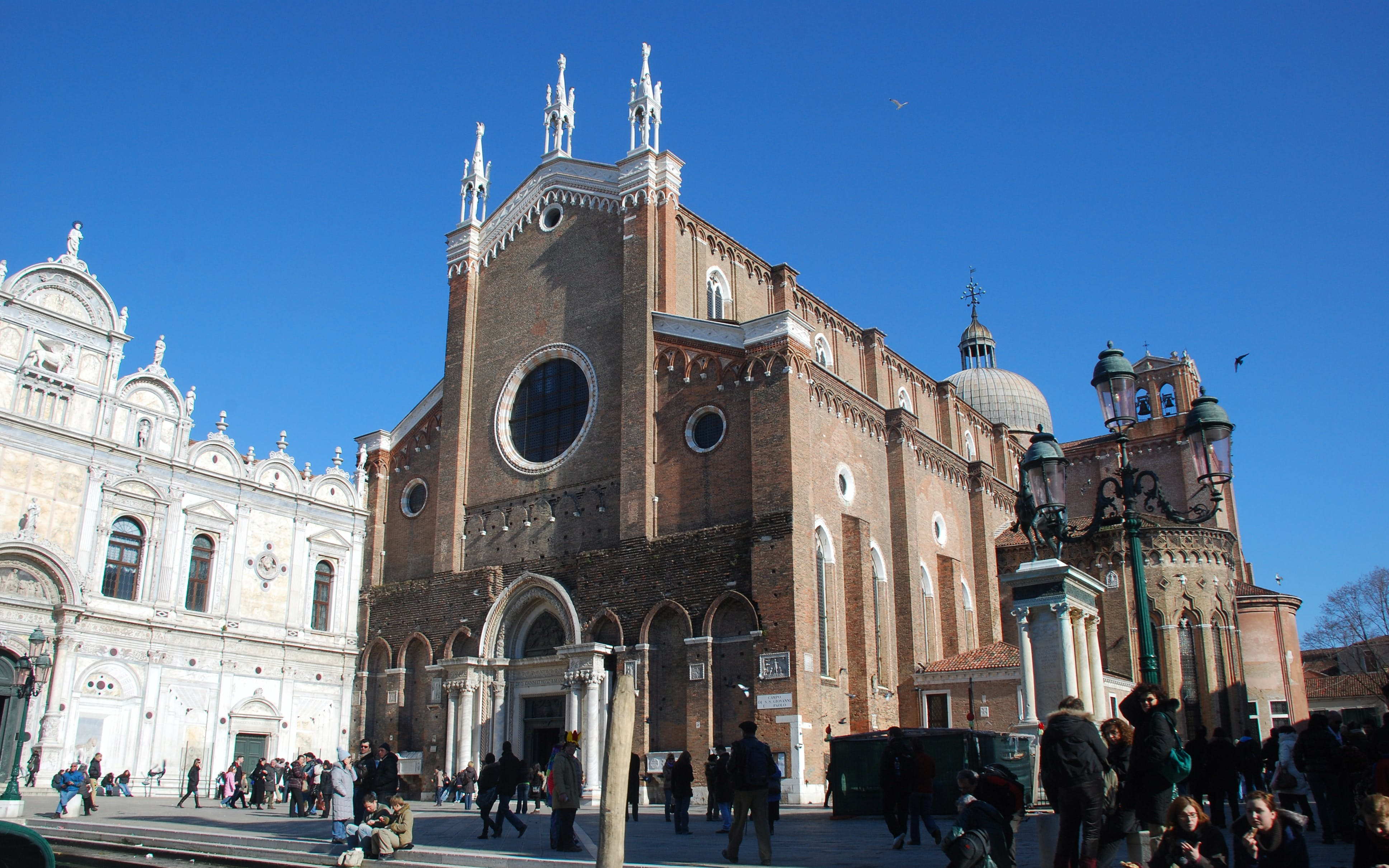 st. clemente & st. giovanni e paolo church walking tour - private access-1
