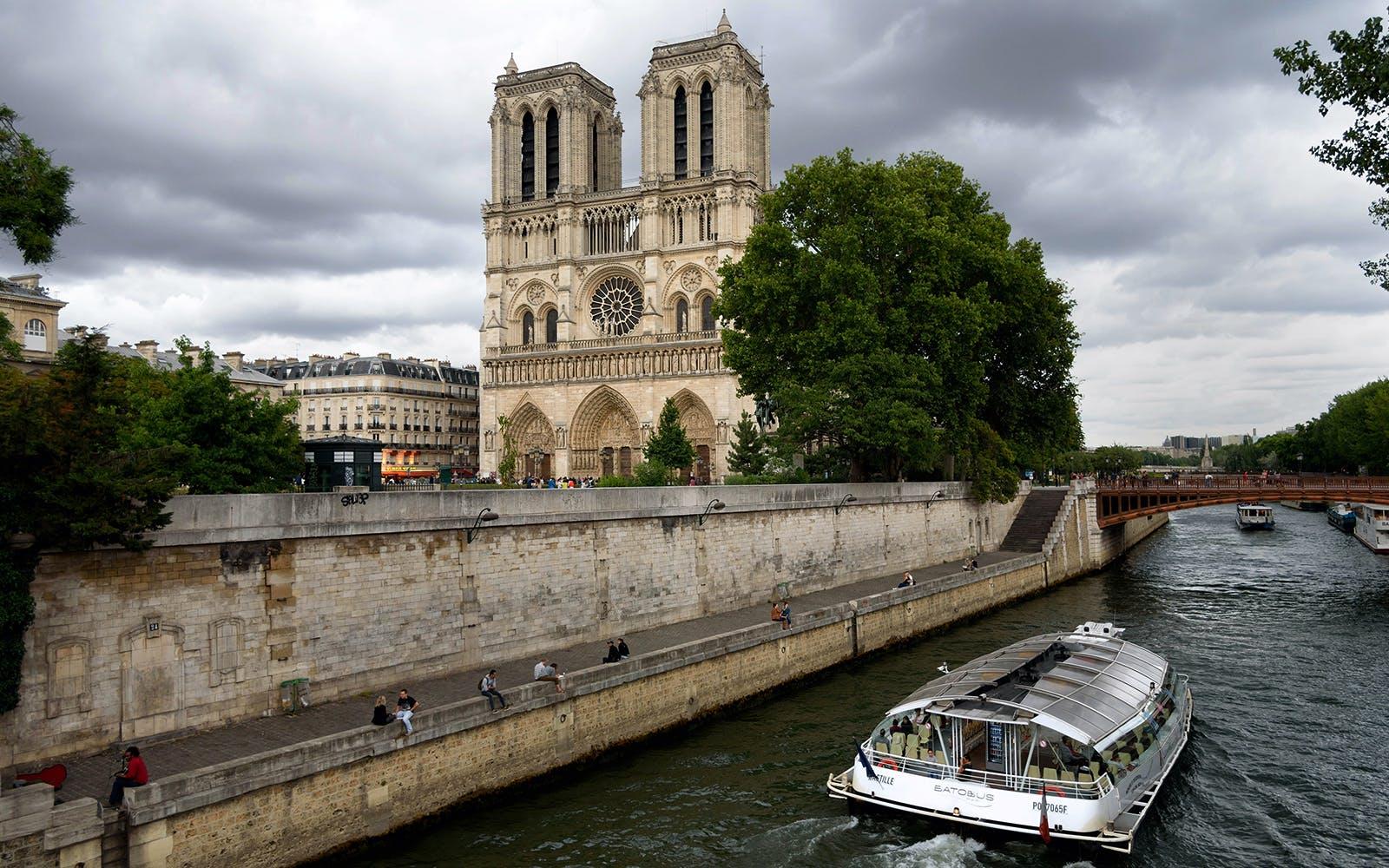 Best Seine River Cruise -Batobus - 3