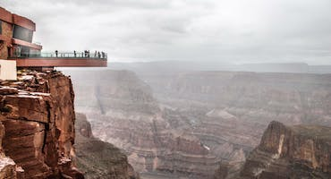 Grand Canyon West Rim Day Trip: Premium Group Tour