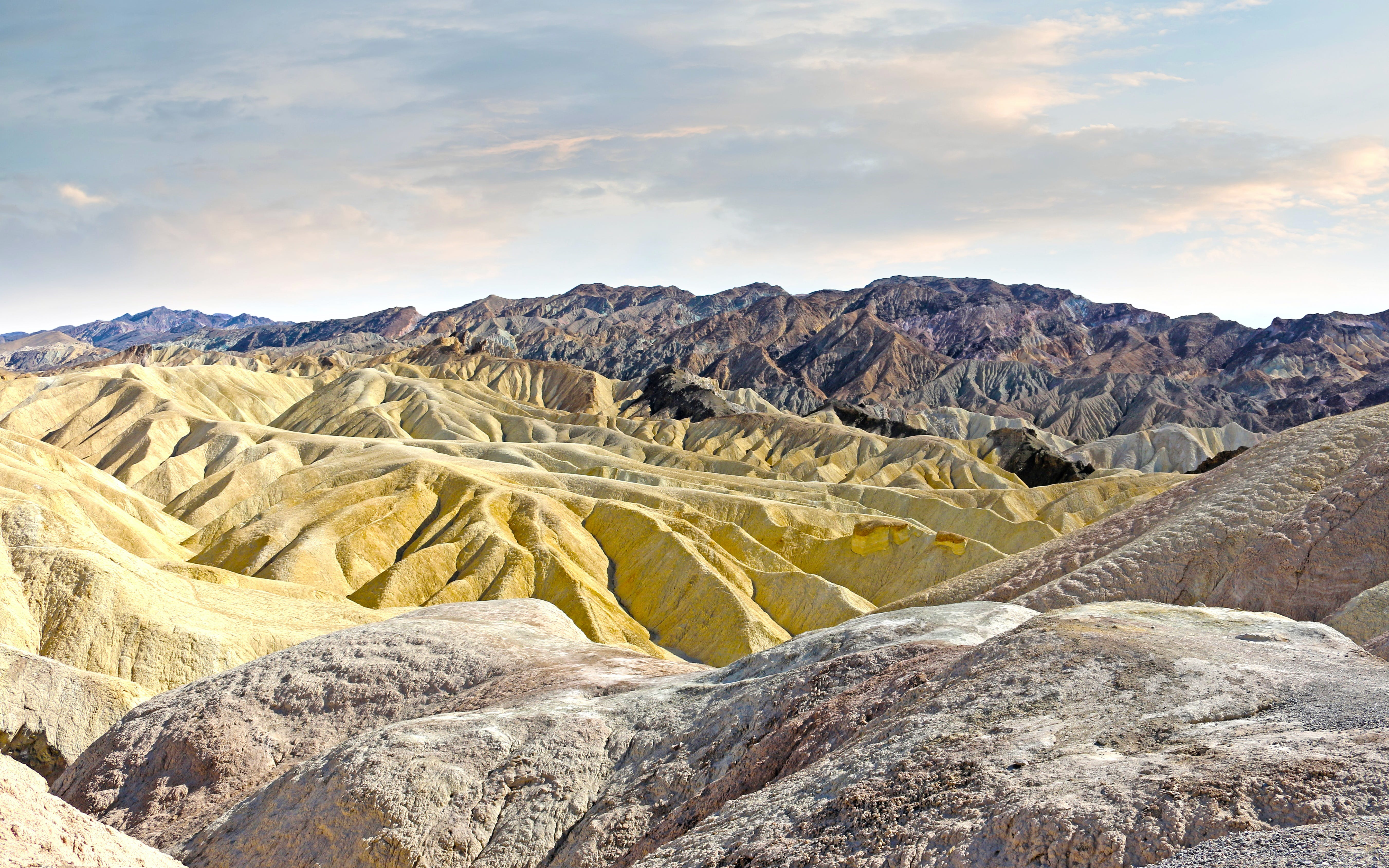 Death Valley National Park Day Trip: Premium Group Tour
